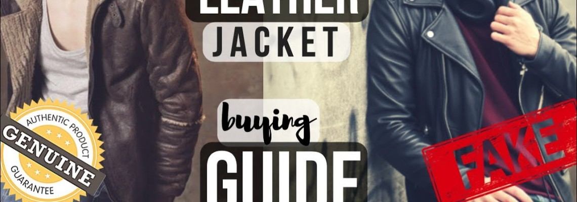 Buying your first leather jacket?